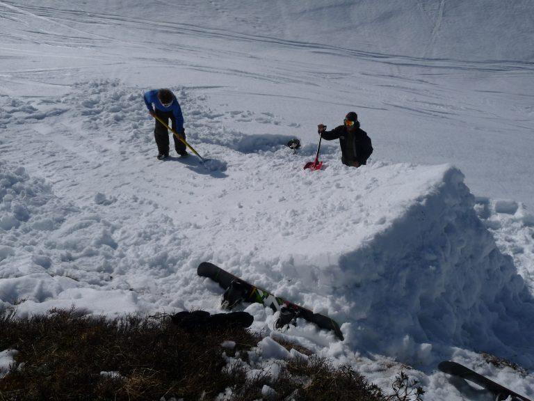 Kicker snowboard